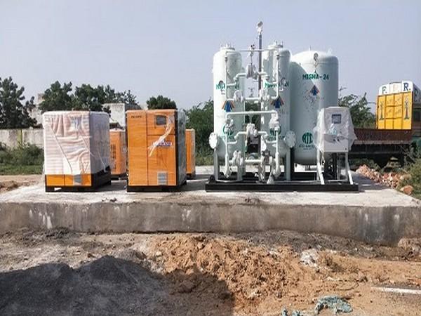 Oxygen Plant in Ajmer City