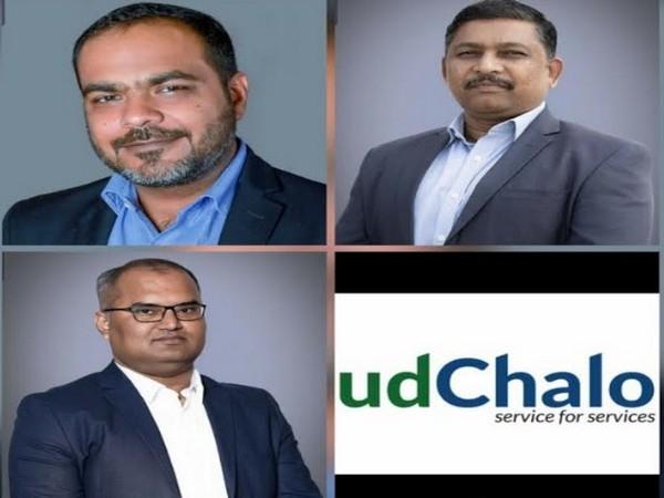 Vikash Tripathi - Chief Business Officer, udChalo; Col DB Tingre (Retd) - VP Defence Relations and Growth Units, udChalo and Vishnu Bhagwan - Chief Operating Officer, udChalo