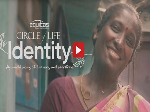 Equitas Small Finance Bank's Video Features a Pavement Dweller's Inspiring Journey to Self-Reliance