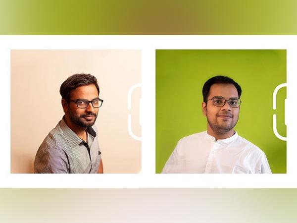 Abhishek Sorampuri (L), Founder & CEO, UNI & Krishna Sirugudi (R), COO, UNI