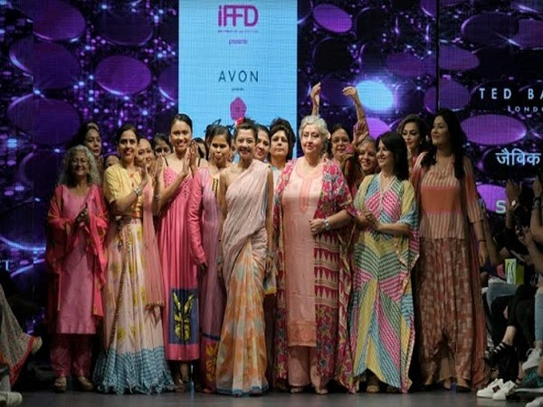 Avon Foundation for women presents Pink Show by Anupamaa Dayal on Breast Cancer Awareness