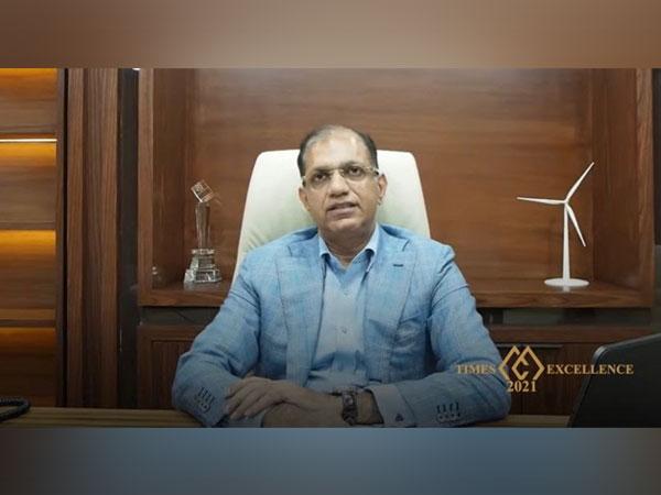 Raj Kumar, CMD, Rodic Consultants
