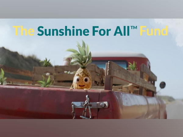 Dole Launches Sunshine for All(tm) Fund