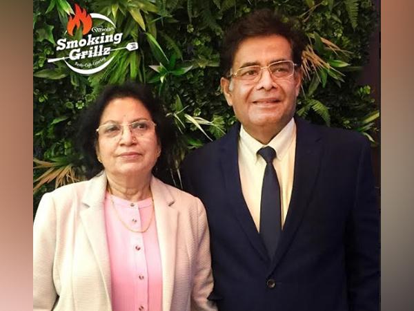 A.K. Saini and Prema Saini