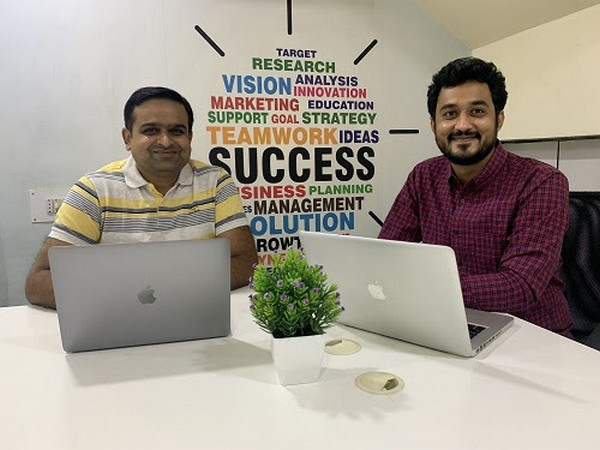 Left to Right - Sarvesh Devi, Co-founder & CTO, and Dhairya Badiyani, Co-founder & COO, EDGENeural.ai