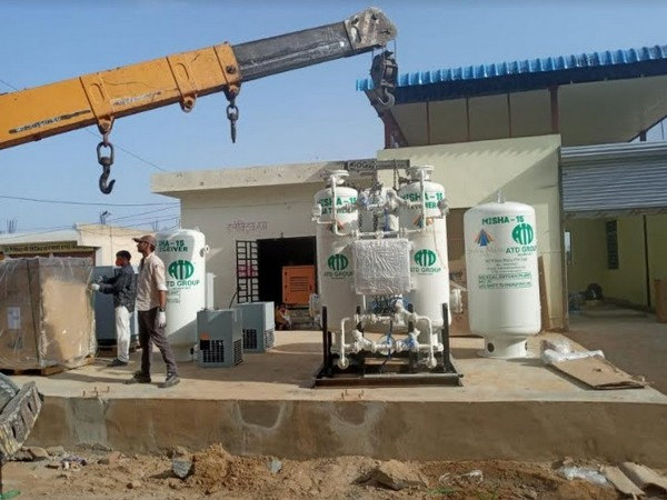 2nd Oxygen Plant in Nawalgarh, Rajasthan