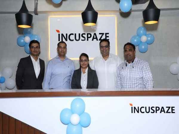 Incuspaze Ahmedabad Launch