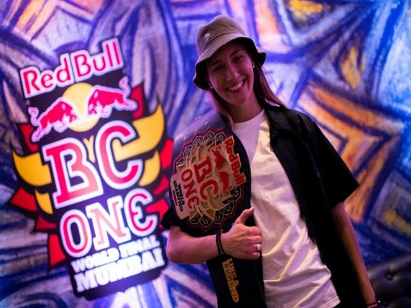 B-Girl Kastet Red Bull BC One 2019 Champion
