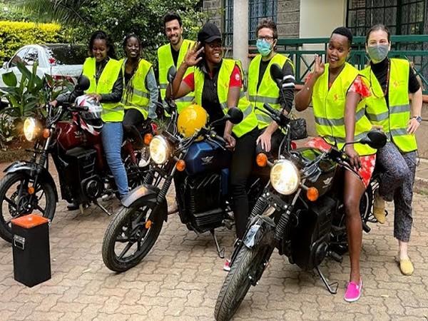 One Electric Team - Kenya