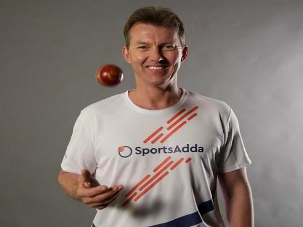 Brett Lee for SportsAdda