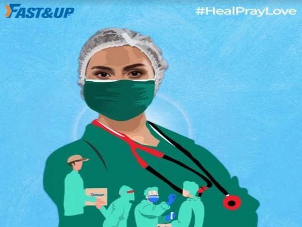 #HealPrayLove by Fast&Up