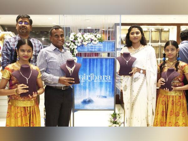 K. Srinivasan, MD, Emerald Jewel Industry is launching the 'NIRJHARA' - Exclusive Diamond Jewelry Collection Inspired by Waterfalls