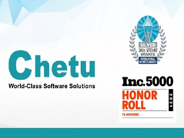 Chetu wins back-to-back two recognition on a global platform