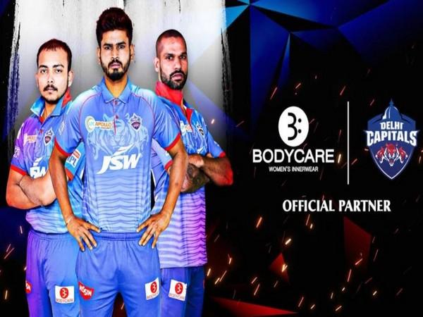 Bodycare X Delhi Capitals