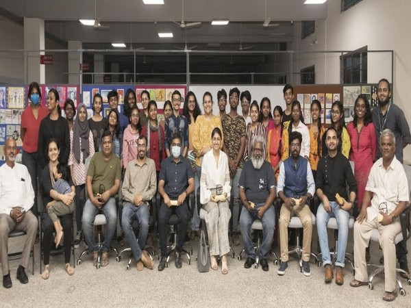 DOT School of Design Organises 'Aala'