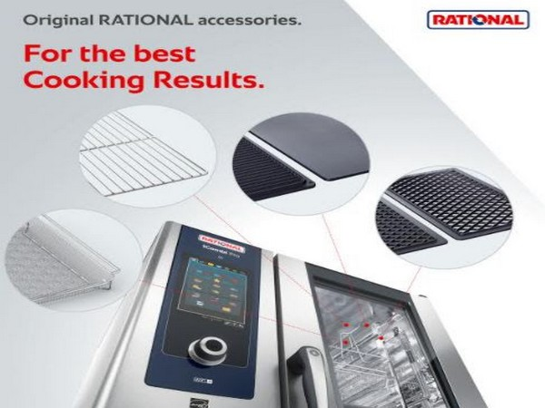 Original accessories from RATIONAL for your combi-steamer