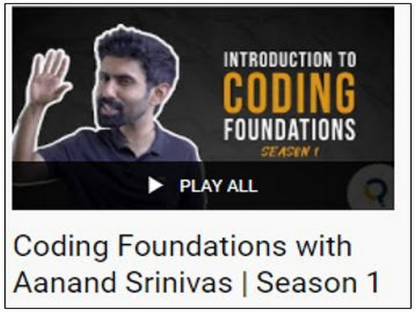 Introduction to Coding Foundations, Season 1