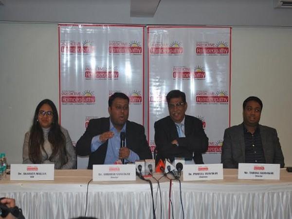 L-R: Dr Akshata Mallya (CEO), Dr Ambrish Vijayakar (Director), Dr Prafull Vijayakar (Chairman), Dr Tarang Vijayakar (Director)