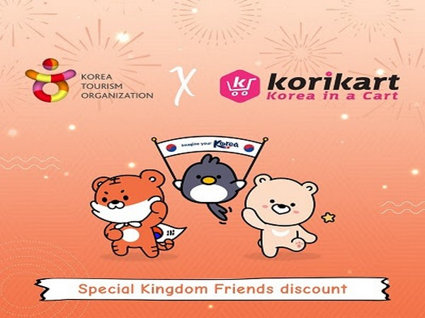 Korikart collaborates with Korea Tourism Organisation
