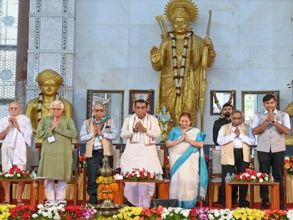 5th World Parliament of Science, Religion and Philosophy 2019, was concluded by Sumitra Mahajan