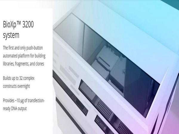 BioXp(tm) 3200 system