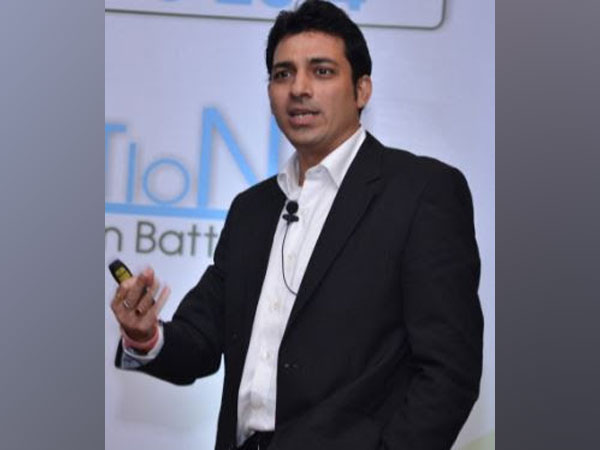 Amit Pandey, newly appointed CEO at PinCap