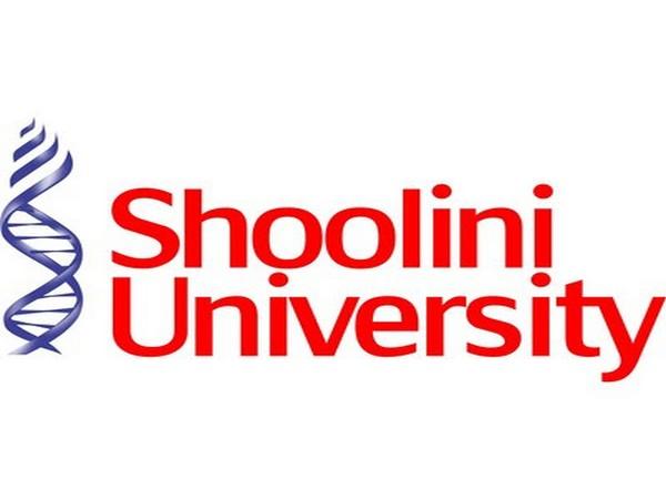 Shoolini University logo