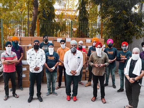 Khalsa Aid Frontline Workers