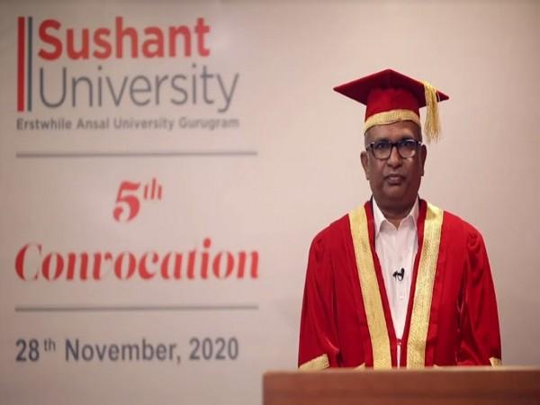 Dr D N S Kumar, Vice-Chancellor, Sushant University