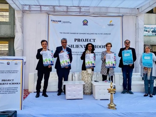Launch of Project Resilient Schools
