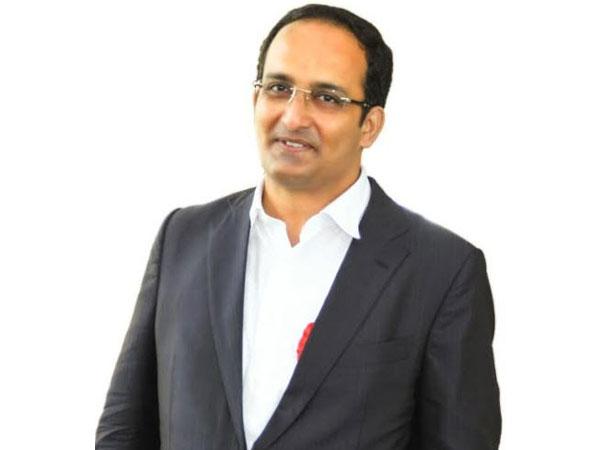 MV Mallikarjuna Reddy, Chairman and Managing Director of Building Blocks Group