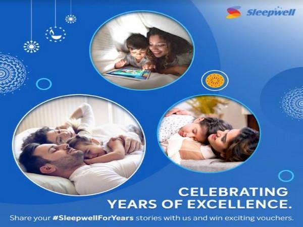 Sleepwell #SleepwellForYears Campaign