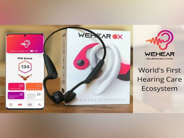 WeHear: World's first hearing care ecosystem
