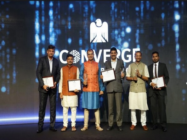 Converge 2019 South Asia winners