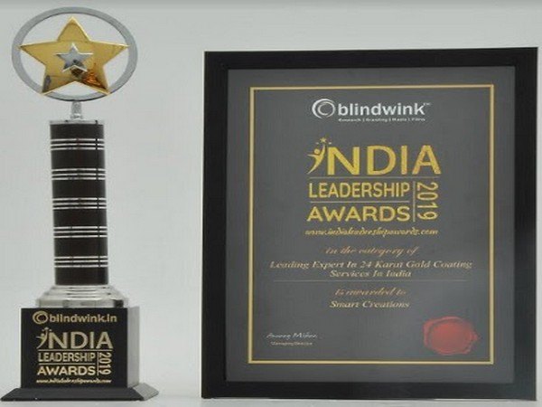 Smart Creations bags India Leadership Award