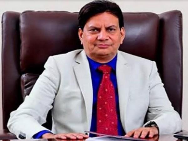Brijmohan Chiripal, Managing Director, Vishal Fabrics Limited