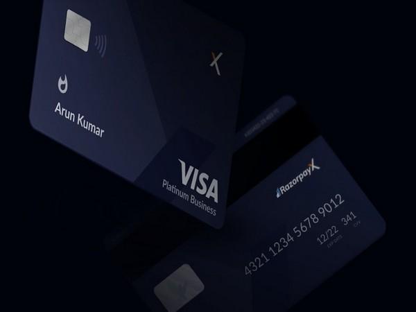 RazorpayX Corporate Cards