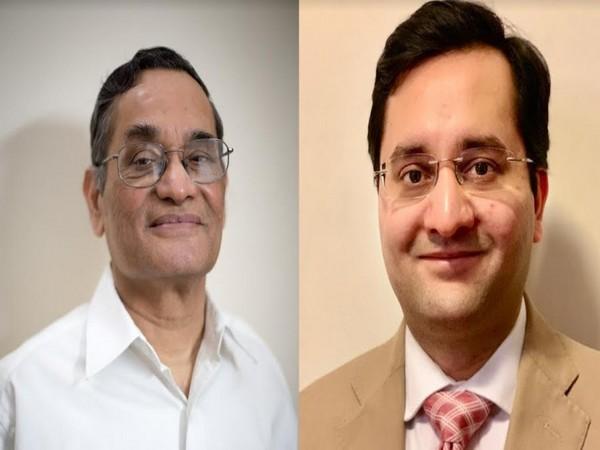 Dr Kalyan Banerjee (Left) and Dr Kushal Banerjee (Right)