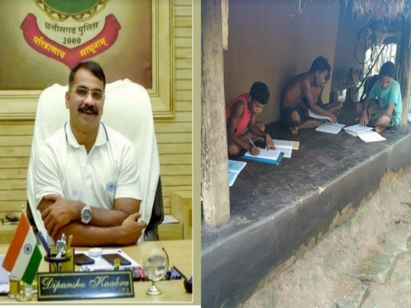 IG Dipanshu Kabra provided cargos full of study materials to students in Cuttack