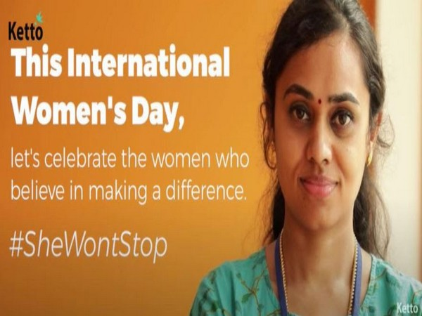Ketto.org -  #SheWontStop Campaign
