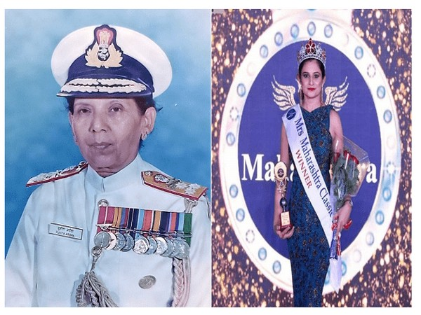 Vice Admiral Punita Arora - PVSM, SM, VSM (retd) - Indian Navy and Radhika Sudhir (Entrepreneur)