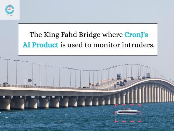 King Fahd Bridge CronJ