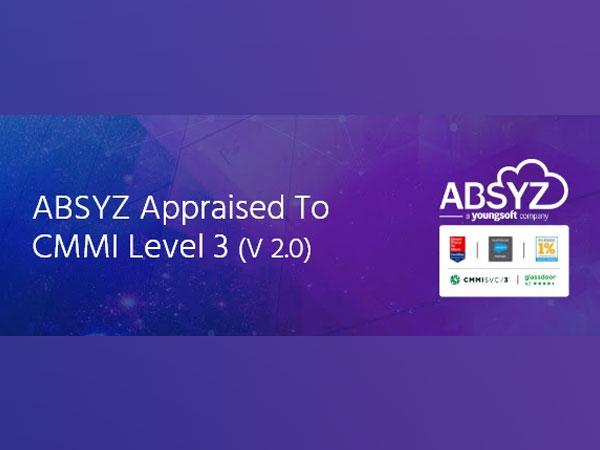 ABSYZ banner CMMI