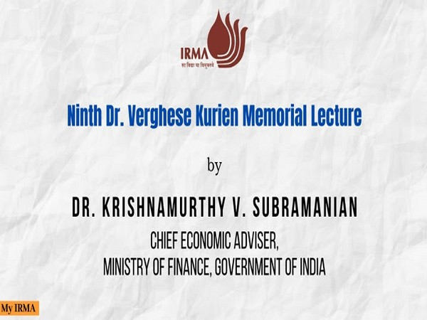 IRMA organized the Ninth Dr. Verghese Kurien Memorial Lecture virtually on National Milk Day 2020