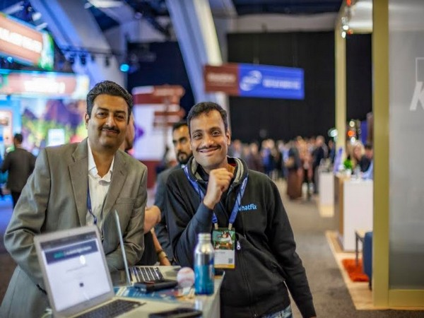 Khadim Batti and Vara Kumar, Co-founders, Whatfix