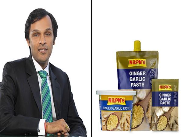 Dipak Sanghavi, Managing Director, Nilon's India