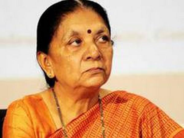 Uttar Pradesh Governor Anandiben Patel (File Photo/ANI)