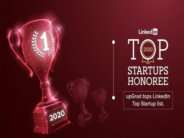 upGrad tops the LinkedIn Top Startups 2020 India List