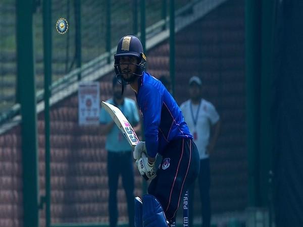 Uttar Pradesh wicket-keeper batsman Upendra Yadav (Image: BCCI)