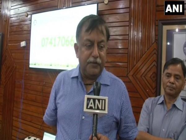 Additional Chief Secretary Home, Awanish Kumar Awasthi (File Photo/ANI)